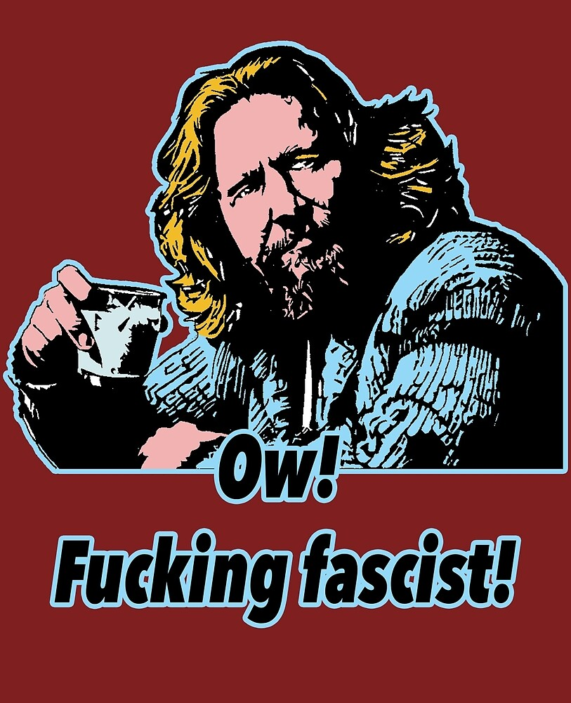 Big Lebowski Philosophy 33 by Shirtquotes