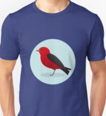 Scarlet Tanager T-Shirt