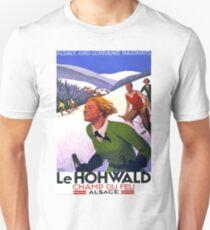 Vintage poster - Le Hohwald Unisex T-Shirt