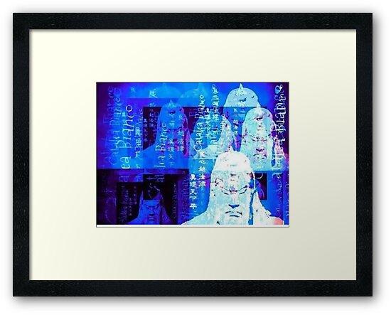 Asian King Hologram by cataleabianco
