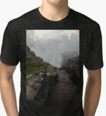 dirty path in the andes Tri-blend T-Shirt