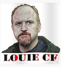Louie CK Poster