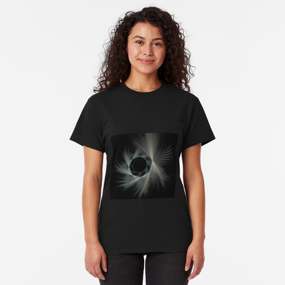 Spiraling Into The Night Classic T-Shirt
