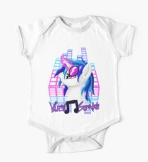 MLP Vinyl Scratch: For The Love Of Music One Piece - Short Sleeve
