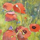 Poppies by ZiggyToes