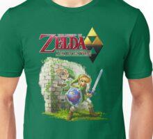 Zelda A Link Between Worlds Unisex T-Shirt