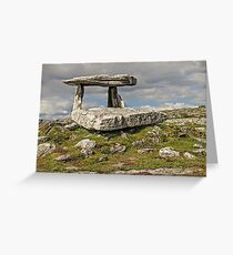 Neolithic Teleport Greeting Card