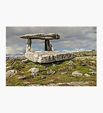 Neolithic Teleport Photographic Print