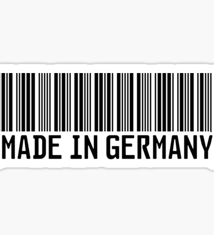 Made In Germany Sticker