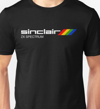 Sinclair ZX Spectrum Logo T-shirt