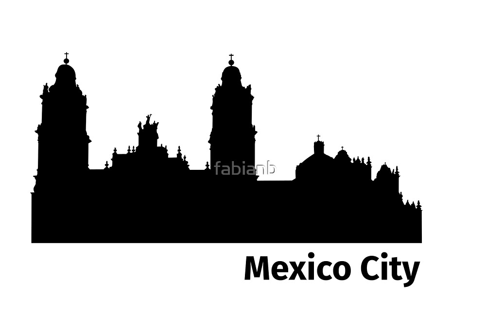 Mexico City by fabianb
