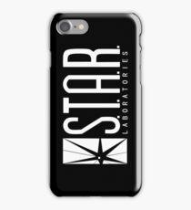 Star Labs Sweatshirt iPhone Case/Skin