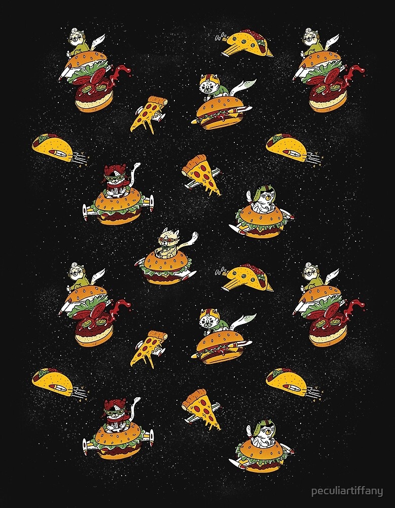 I Can Haz Cheeseburger Spaceships? by peculiartiffany