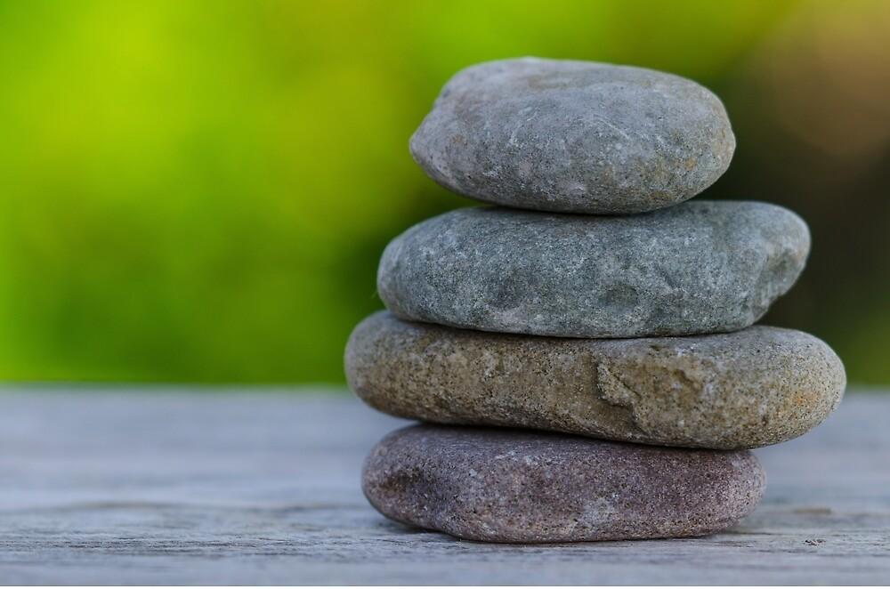 meditation on stones by gtcdesign