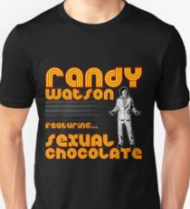 Sexual Chocolate Band Tee Unisex T-Shirt