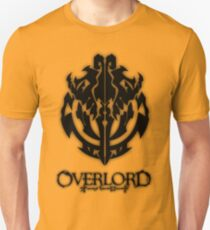 Overlord Anime Guild Emblem - Ainz Ooal Gown T-Shirt