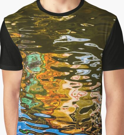 Abstract - reflection Graphic T-Shirt