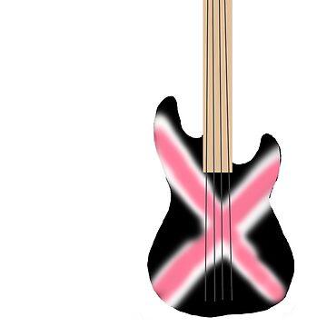 Calum Hood's Bass Guitar by michaelskitten