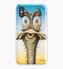 A Moment of Realization iPhone Case