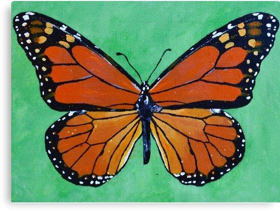 Butterfly #2 by Maya Vavra