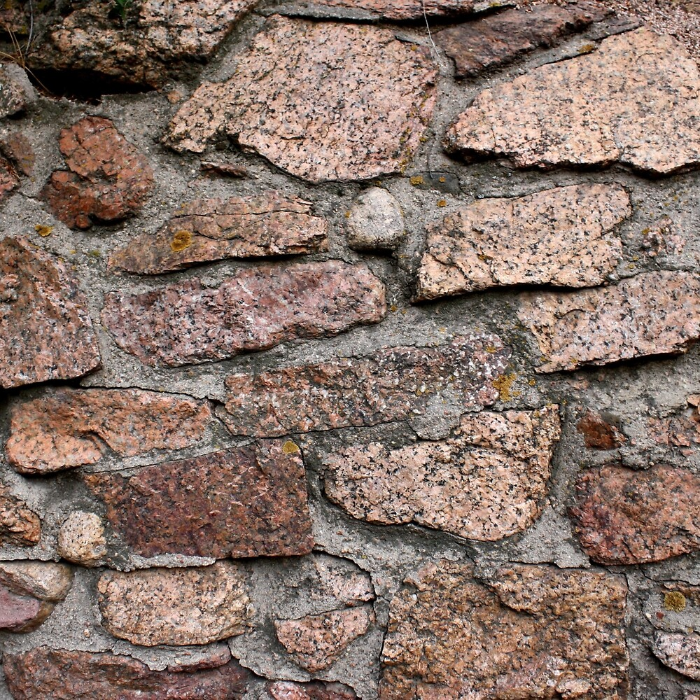CEMENTED ROCKS by johnhunternance