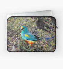 Mulga Parrot Laptop Sleeve