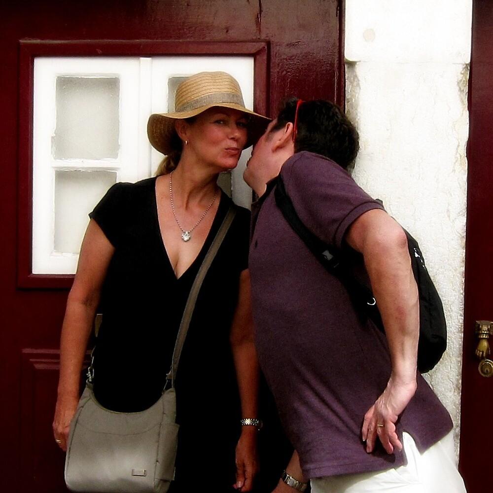 Siân and Colin - Lisbon by Colin Leal