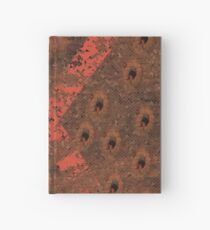Condemned Boree Nest Site  Hardcover Journal