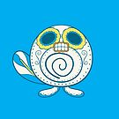 Poliwag Pokemuerto | Pokemon & Day of The Dead Mashup by abowersock