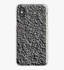 BLACK GRAVEL iPhone Case/Skin