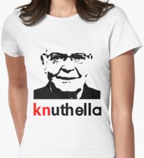 knuthella Women's Fitted T-Shirt