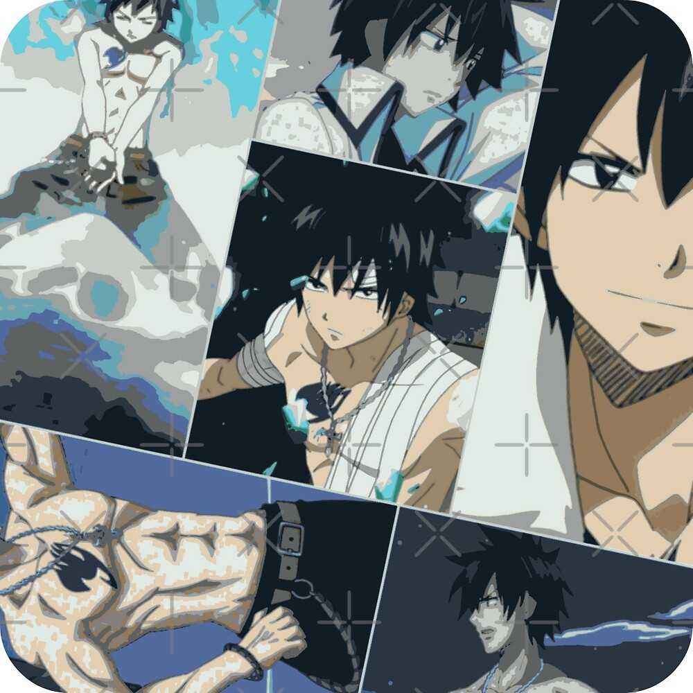 Gray Fullbuster collage by dakotarees90