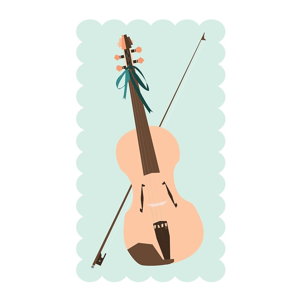 Festive Fiddle by cclauson