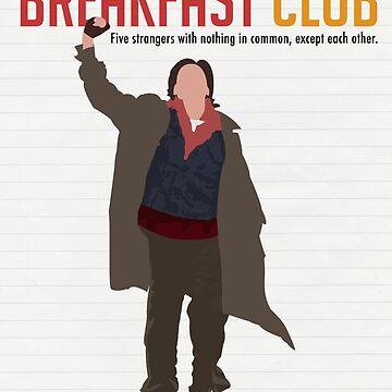The Breakfast Club by edwardfraser