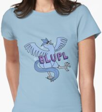 BLUPL the Articuno Women's Fitted T-Shirt