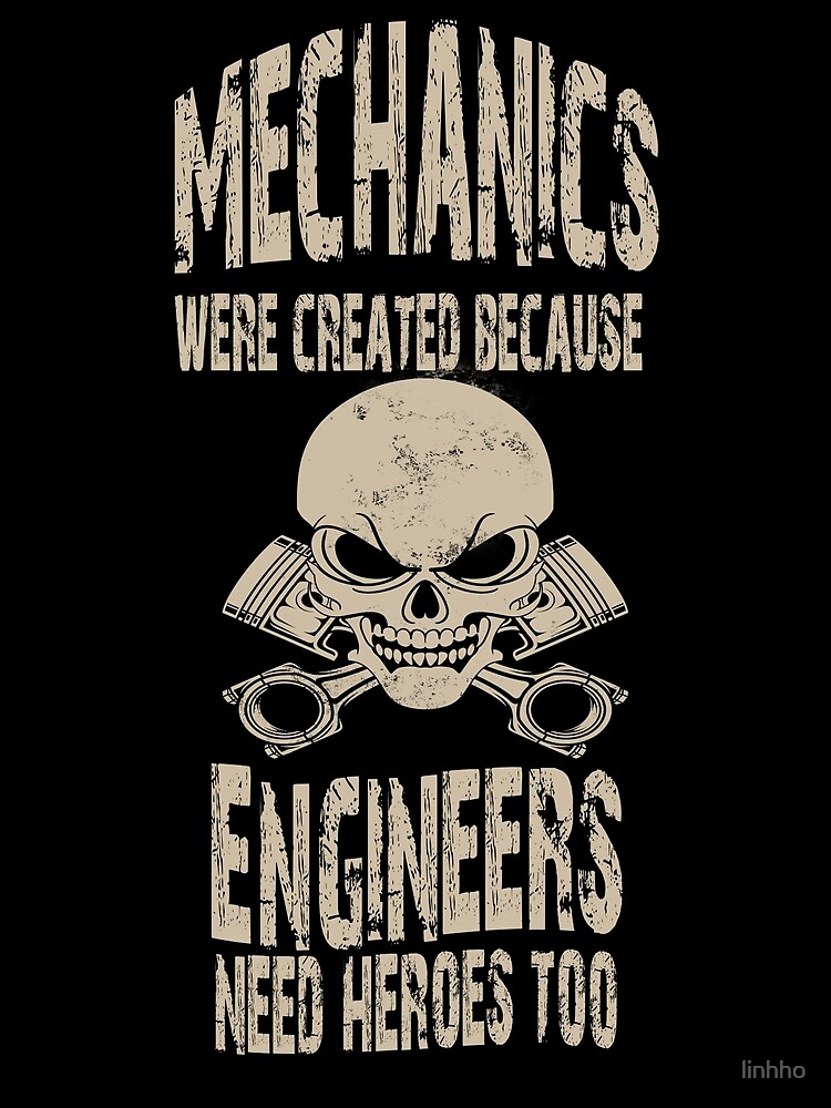 Mechanic is a Hero by linhho