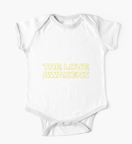 The Love Awakens Kids Clothes