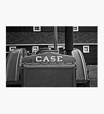 Case Photographic Print