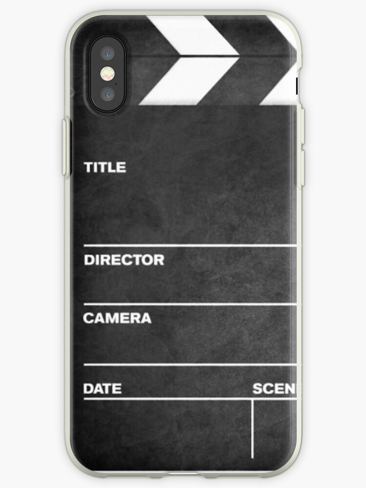 Action! Clapperboard by Band-Prints
