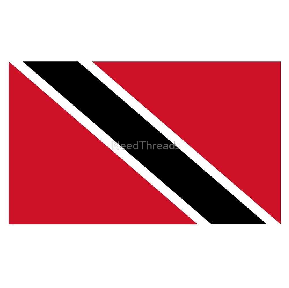Trinidad And Tobago Flag by NeedThreads