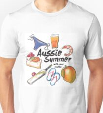 Aussie Summer with your mates T-Shirt