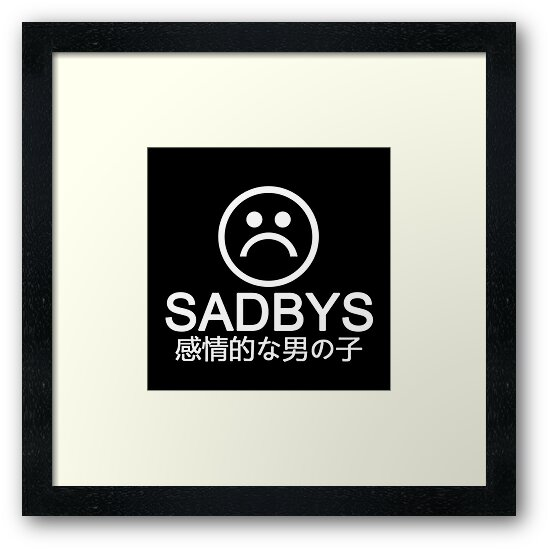 SADBOYS by snacksbuddy