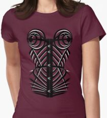 MDNA - Cone Bra Womens Fitted T-Shirt