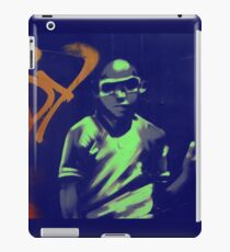 graffiti boy iPad Case/Skin