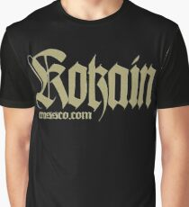 KOKAIN - COCAINE Graphic T-Shirt