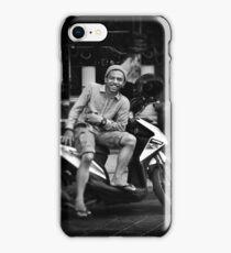 Faces of Kuta #07 ... Bali  iPhone Case/Skin