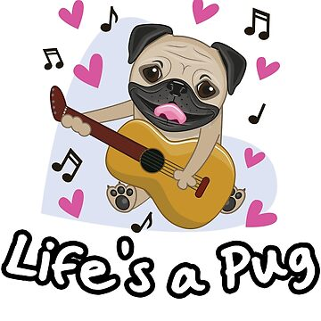 Life's a PUG by one-click