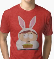 South Park - Cartman Tri-blend T-Shirt
