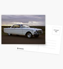 1964 Ford XM Futura Hardtop Postcards