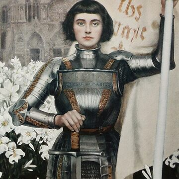 Revolutionary Joan of Arc by unculturedshop